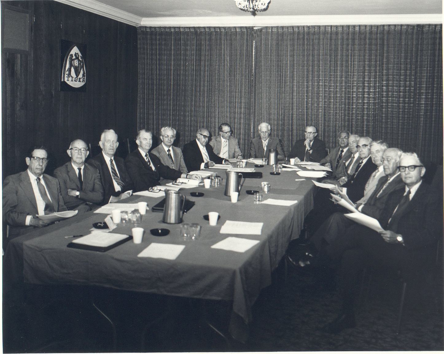 1973 Board of Directors